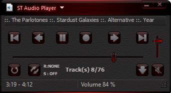 ST Audio Player LITE
